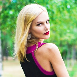 Single girlfriend Irina, 40 yrs.old from Kiev, Ukraine