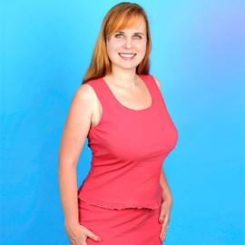 Amazing mail order bride Tatyana, 42 yrs.old from Sumy, Ukraine