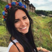 Gorgeous miss Aleksandra, 22 yrs.old from Simferopol, Russia