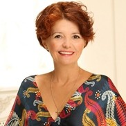 Beautiful mail order bride Elena, 47 yrs.old from Kiev, Ukraine