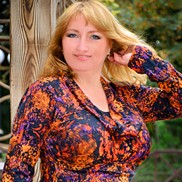 Charming miss Svetlana, 51 yrs.old from Poltava, Ukraine