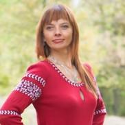 Gorgeous bride Tatyana, 47 yrs.old from Zhytomyr, Ukraine