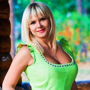 Single bride Elena, 30 yrs.old from Kiev, Ukraine