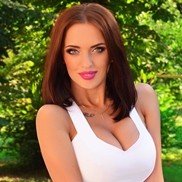Charming girlfriend Lina, 27 yrs.old from Odessa, Ukraine