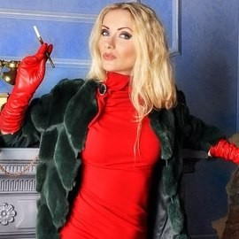 Pretty mail order bride Yuliya, 30 yrs.old from Moskow, Russia