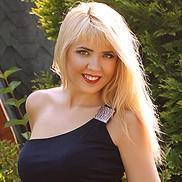 Nice bride Kseniya, 34 yrs.old from Lvov, Ukraine