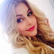 Single lady Alina, 20 yrs.old from Kiev, Ukraine
