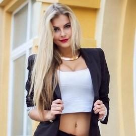 Single lady Alina, 22 yrs.old from Kiev, Ukraine