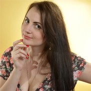 Charming wife Oksana, 29 yrs.old from Kiev, Ukraine