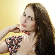 Charming wife Oksana, 26 yrs.old from Kiev, Ukraine