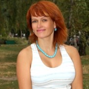 Sexy mail order bride Lada, 50 yrs.old from Medvin, Ukraine