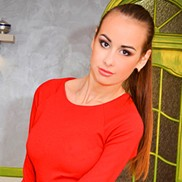 Single mail order bride Olga, 25 yrs.old from Poltava, Ukraine