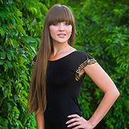 Pretty mail order bride Elizaveta, 23 yrs.old from Zaporozhye, Ukraine