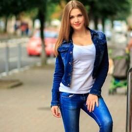 Charming woman Svetlana, 19 yrs.old from Ivano - Frankivsk, Ukraine