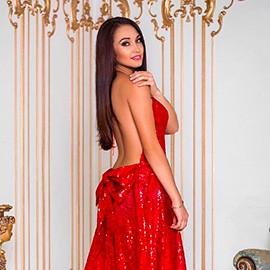 Single lady Yuliya, 28 yrs.old from Kiev, Ukraine