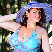 Charming wife Svetlana, 49 yrs.old from Berdyansk, Ukraine
