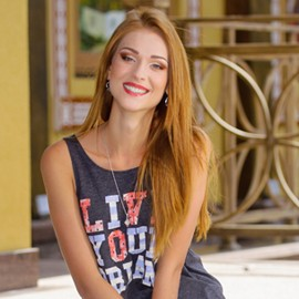 Beautiful mail order bride Veronika, 21 yrs.old from Poltava, Ukraine