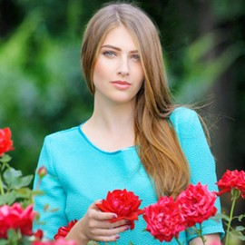 Nice mail order bride Anastasiya, 24 yrs.old from Poltava, Ukraine