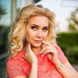 Single bride Svetlana, 41 yrs.old from Kiev, Ukraine