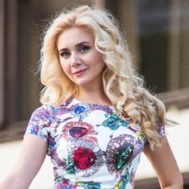 Charming bride Svetlana, 41 yrs.old from Kiev, Ukraine