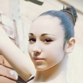 Nice woman Anastasia, 19 yrs.old from Kiev, Ukraine