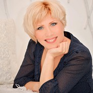 Gorgeous girlfriend Anna, 43 yrs.old from Poltava, Ukraine