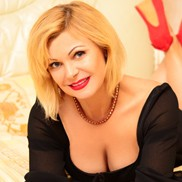 Nice bride Jeanne, 47 yrs.old from Berdyansk, Ukraine