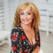 Single woman Olga, 53 yrs.old from Nikolaev, Ukraine