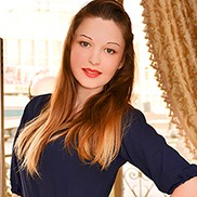 Pretty bride Dariya, 24 yrs.old from Poltava, Ukraine