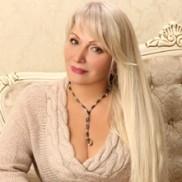 Single girl Svetlana, 55 yrs.old from Kiev, Ukraine