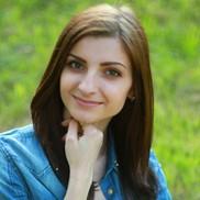 Pretty mail order bride Anna, 21 yrs.old from Cherkassy, Ukraine