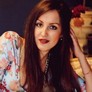 Amazing mail order bride Svetlana, 22 yrs.old from Cherkassy, Ukraine