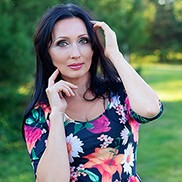 Single lady Larisa, 44 yrs.old from Zaporozhye, Ukraine