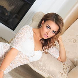 Nice bride Darina, 30 yrs.old from Kiev, Ukraine