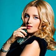 Pretty wife Alina, 21 yrs.old from Kiev, Ukraine