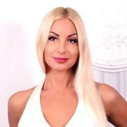 Amazing bride Elena, 44 yrs.old from Kharkov, Ukraine