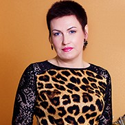 Single bride Inessa, 47 yrs.old from Sumy, Ukraine