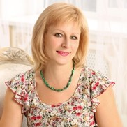 Charming bride Irina, 50 yrs.old from Kiev, Ukraine