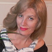 Hot mail order bride Marina, 49 yrs.old from Saint-Petersburg, Russia