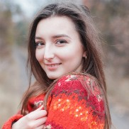 Beautiful wife Alina, 22 yrs.old from Sloviansk, Ukraine