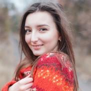 Beautiful wife Alina, 23 yrs.old from Sloviansk, Ukraine
