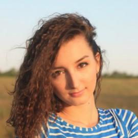 Amazing wife Alina, 26 yrs.old from Sloviansk, Ukraine