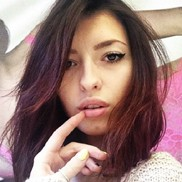 Gorgeous mail order bride Liticia, 19 yrs.old from Vynohradiv, Ukraine