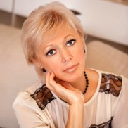 Gorgeous miss Marina, 58 yrs.old from Kharkov, Ukraine