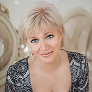 Gorgeous miss Marina, 59 yrs.old from Khar'kiv, Ukraine