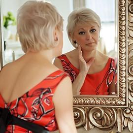 Charming miss Marina, 59 yrs.old from Khar'kiv, Ukraine