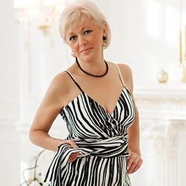 Single miss Marina, 59 yrs.old from Khar'kiv, Ukraine
