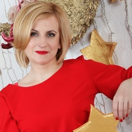 Charming miss Irina, 46 yrs.old from Khmelnytskyi, Ukraine