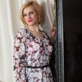 Gorgeous girlfriend Irina, 46 yrs.old from Khmelnytskyi, Ukraine