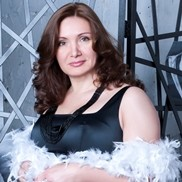 Gorgeous mail order bride Oksana, 47 yrs.old from Kiev, Ukraine